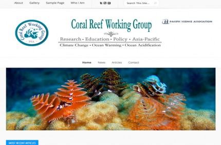Coral Reef Working Group