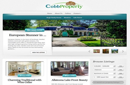 Cobb County Property
