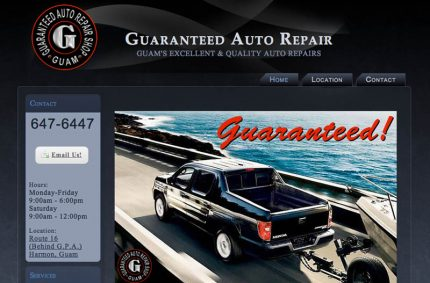 Guaranteed Auto Repair Guam