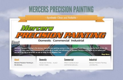 Mercers Precision Painting